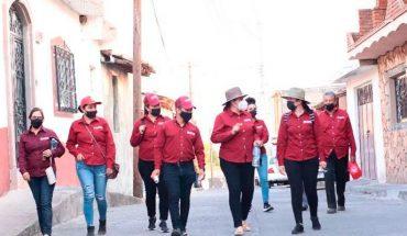 Con MORENA es posible un verdadero cambio en Churintzio: Alejandra Pimentel
