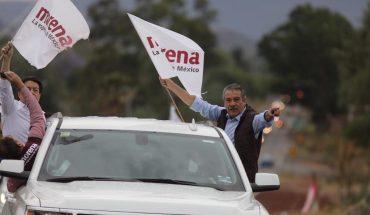 Con Raúl Morón, vamos a defender una lucha histórica por la democracia: Mario Delgado
