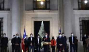 Contraloría asegura que ya hay denuncias por cadena de Piñera con candidatos presidenciales de Chile Vamos