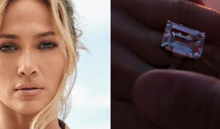 Cuánto cuesta el anillo de compromiso de Jennifer Lopez