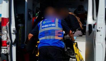 Delincuente roba celulares tras golpear a empleado de tienda AT&T en Morelia