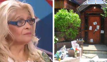"""Desalojaron a una de las hermanas de Diego Maradona: """"me podrías entregar la llave"""""""