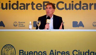 """Diego Santilli: """"Si los casos suben tendremos que tomar más restricciones"""""""