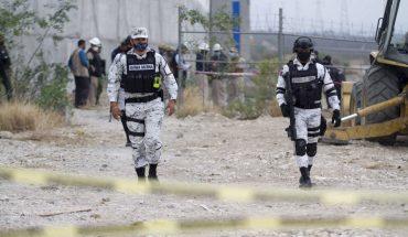 Dos muertos por disparos de Guardia Nacional en Nuevo Laredo