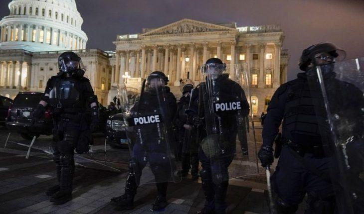 EE.UU: Miembro de grupo de ultraderecha se declara culpable de asalto al Capitolio