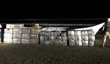 Ejercito decomisa droga valuada en más de 286 mdp en Baja California