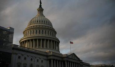 El Capitolio cerrado por un ataque