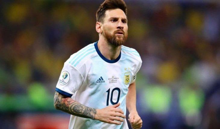 El aporte de Lionel Messi para la negociación de Conmebol por las vacunas