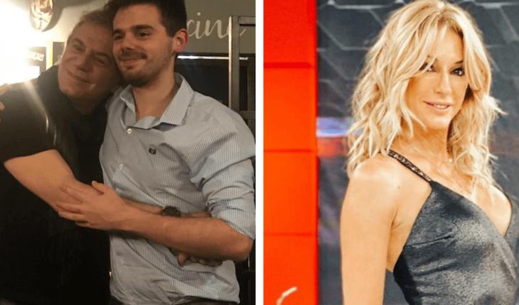 El hijo de Beto Casella bancó fuerte a Yanina Latorre