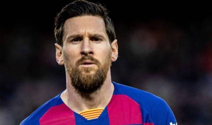 El plan del Barcelona para convencer a Lionel Messi