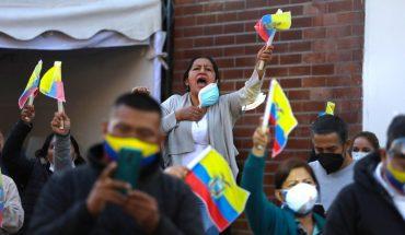 Elecciones en Ecuador: cerraron los colegios electorales e inicia el escrutinio
