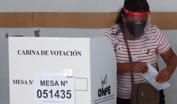 Elecciones en Perú: se definen los protagonistas del ballotage presidencial