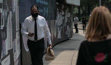 Empleados vuelven a oficinas en CDMX con miedo a enfermar de COVID