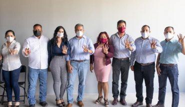 En Michoacán imperará la democracia y la 4T gobernará: Raúl Morón