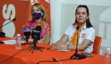 En Movimiento Ciudadano vamos a trabajar porque los derechos, la vida y seguridad de las mujeres sean garantía en Morelia y Michoacán