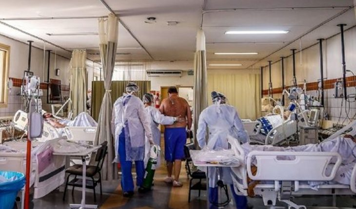 En Río de Janeiro utilizan sedantes veterinarios para pacientes intubados