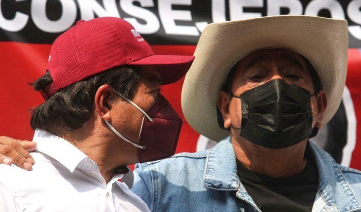 Félix Salgado pide dinero a simpatizantes para pagar lo que no reportó al INE