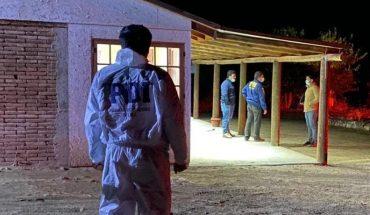 Fiscalía dijo que mujer imputada por asesinar a su hijo en Punitaqui le propinó golpes de puño, pies y con objetos contundentes