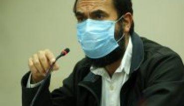 Fiscalía solicita juicio simplificado contra Hugo Gutiérrez por amenazas contra la Armada