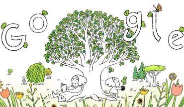 Google celebra el Día de la Tierra con un Doodle interactivo