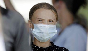 Greta Thunberg donó 120 millones de dólares al sistema COVAX de la OMS