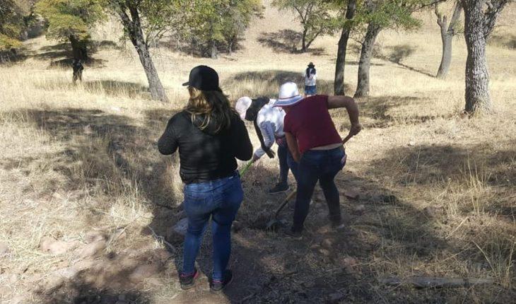 Hallan restos de seis personas en fosas clandestinas en Guaymas, Sonora