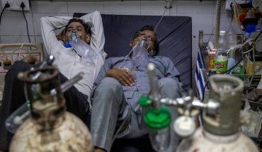 India: nuevo récord mundial de casos y el sistema de salud colapsado