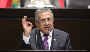 Inicia proceso de desafuero contra diputado Saúl Huerta