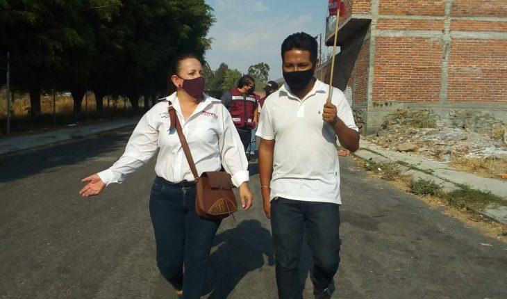 Iniciamos con más bríos segunda semana de campaña: Yolanda Guerrero Barrera