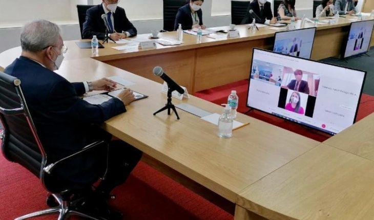 Japón comunica que tiene interés por invertir en México