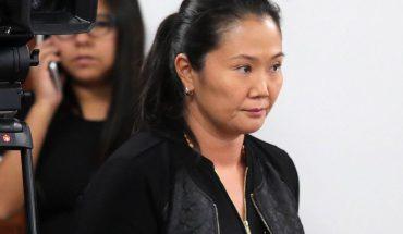 Keiko Fujimori se consolida en 2da posición con más del 87% de actas escrutadas