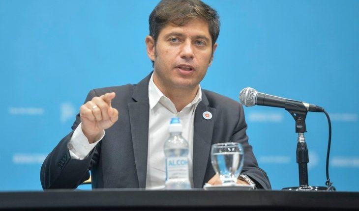 """Kicillof: """"Bajo la conducción de Macri, la Ciudad entró en una campaña electoral salvaje"""""""