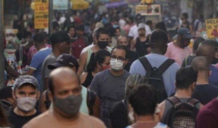 """La OMS alerta por un """"preocupante"""" aumento de contagios y muerte Covid-19"""