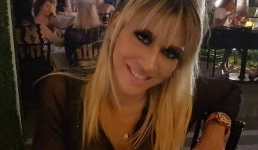 La belleza de Noelia al ponerse un pantalón de cuero negro