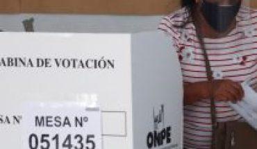 Los resultados electorales en Perú bajo la lupa de la calificadora de riesgo Fitch Ratings