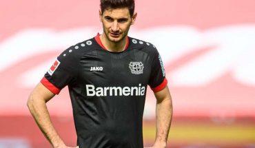 Lucas Alario, primera baja para Scaloni y se pierde la Copa América