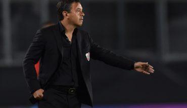 """Marcelo Gallardo: """"Fuimos un equipo práctico y golpeamos en los momentos justos"""""""