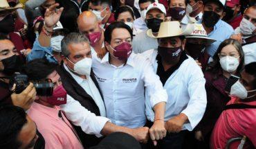 Mario Delgado pide a INE actuar con apego a la ley