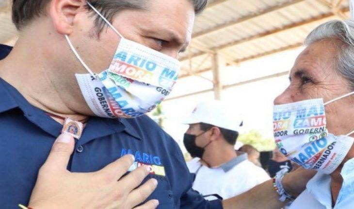 Mario Zamora promete apoyo a la pesca y el campo en Navolato