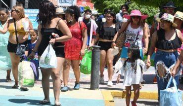 Mazatlán mantiene una buena afluencia de visitantes