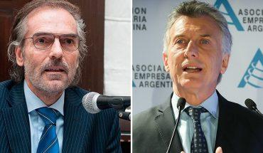 """""""Mesa Judicial"""": qué jueces y fiscales visitaron a Mauricio Macri"""