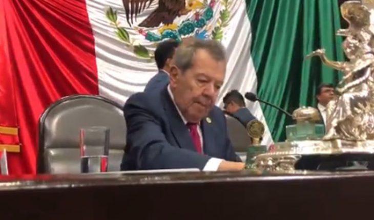 """México esta en una """"restauración autoritaria"""", es el problema del país: Muñoz Ledo"""