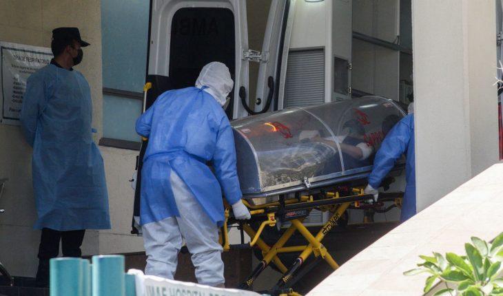 México supera las 212 mil muertes por COVID al sumar 535 decesos más