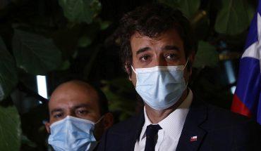 """Ministro Ossa aseguró que carta del comité político a diario surgió """"de forma espontánea"""""""