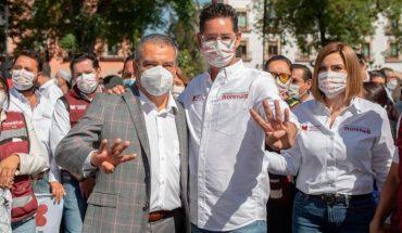 Morelia necesita seguir por la ruta de la transformación: Raúl Morón