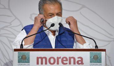Morena busca aplazar hasta septiembre el desafuero de Saúl Huerta