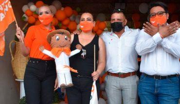 Movimiento Ciudadano inaugura Casa Ciudadana en Briseñas