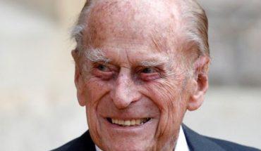 Murió el príncipe Felipe, marido de la reina de Isabel II de Inglaterra