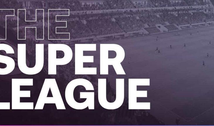 """Nace un nuevo torneo en el fútbol europeo """"The Super League"""""""
