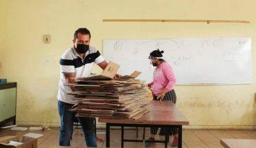 No hay condiciones para regreso a las aulas, define sección XVIII de la CNTE en Michoacán